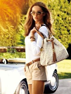 MK- Classic summer outfit