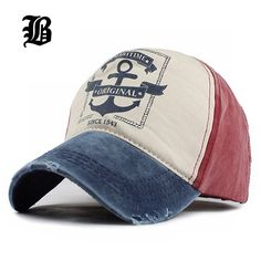 Super Deals $5.51, Buy [FLB] Wholesale Snapback Baseball Caps Adjustable Cap Fitted Bone Hip Hop Hats For Men Spring Gorras dad Hat Casquette