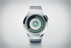 Nouvelle montre design ZIIIRO SATURN SILVER - #Design - Visit the website to see all photos http://www.arkko.fr/nouvelle-montre-design-ziiiro-saturn-silver/