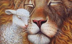 Friday's Chance Canvas Prints - the lion and the lamb Oil Painting On Canvas Modern Wall Art Pictures For Home x 20 inch,Frameless) - best friend wend - Pictures on Wall ideas Wall Art Pictures, Home Pictures, Painting Pictures, Lamb Tattoo, Lion And Lamb, Cross Paintings, Oil Paintings, Christian Art, Modern Wall Art