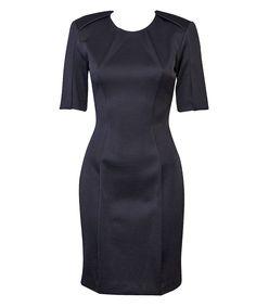 Mini Tee Dress >> Looks like something Joan would wear on Mad Men. So ooh la la!