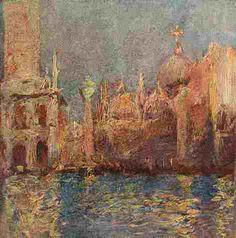 Gaston de La Touche (French, 1854-1913), Venise (Venice) on ArtStack…