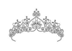 Printable Princess Crown Coloring Pages . Printable Princess Crown Coloring Pages . Princess Crown Coloring Pages 14 with Princess Crown Coloring Pages Cat Coloring Page, Cartoon Coloring Pages, Printable Coloring Pages, Colouring, Adult Coloring, Tiara Drawing, Crown Drawing, Princess Coloring Pages, Coloring Pages For Girls