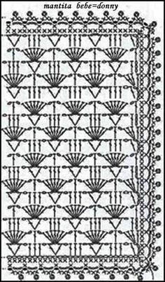 Photo from album Crochet Coaster Pattern, Crochet Poncho Patterns, Crochet Diagram, Crochet Chart, Filet Crochet, Crochet Motif, Crochet Doilies, Crochet Lace, Diy Crafts Crochet