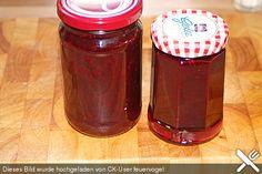 Brombeer - Rotwein - Marmelade (Rezept mit Bild) von Honigblüte35   Chefkoch.de