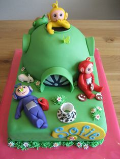 Pin Chops Cakes Blog Happy Hippo Cupcakes Cake on Pinterest