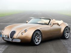 Wiesmann Roadster MF5...Germany's version of the Shelby Cobra