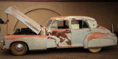 Runs And Drives: 1941 Cadillac Fleetwood - http://barnfinds.com/runs-and-drives-1941-cadillac-fleetwood/