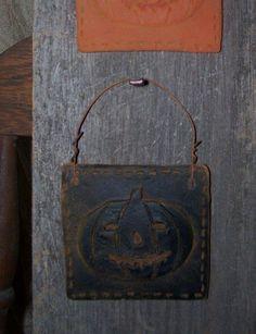 pumpkin hanger