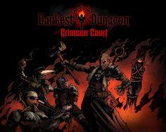 Promo Art - Darkest Dungeon : The Crimson Court by Grimnoley