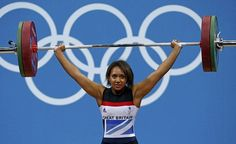 Zoe Smith, Olympic weightlifter, hit back at critics after being called 'lesbian', 'a bloke' and being told to 'get back to the kitchen'  http://zoepablosmith.wordpress.com/2012/07/23/thanks-but-no-thanks/