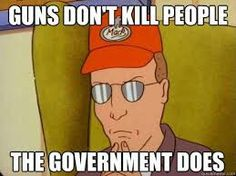 Dale Gribble. King of the Hill