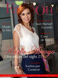 Gdl Fashion septiembre 2014 #DondeTuQuieras #CuandoTuQuieras  La revista ELITE que VA contigo #GdlFashion