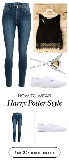 """""""Untitled #1499"""" by perbhaatkhowaja on Polyvore featuring Vans"""