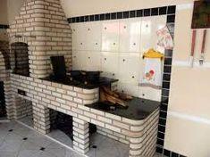Imagini pentru churrasqueira e forno alvenaria