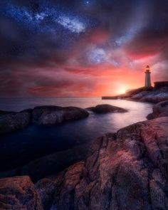 Dream Images, Multiple Exposure, Water Lighting, Beautiful Scenery, Night Photography, Discovery, Earth, Travel, Outdoor