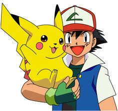 Pokemon Pikachu | Pokemon Ash and Pikachu Team - Pokemon Picture