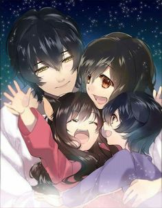 Ame and Yuki the wolf children - Anime Wolf Film Manga, Anime Films, Anime Characters, Manga Anime, Anime Wolf, Wolf Children Ame, Wolf Kids, Totoro, Anime Style