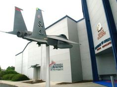 "Museum of Aviation receives Boeing's Donation of F-15E ""Strike Eagle"" Model"