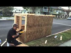 Man Builds Tiny House For A Homeless Woman Sleeping In The Dirt! - YouTube