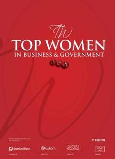 Top Women - Top Empowered Women In South Africa