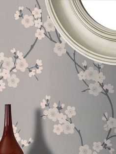 Cherry Blossom Wallpaper - Grey, http://www.very.co.uk/superfresco-cherry-blossom-wallpaper-grey/1390583543.prd