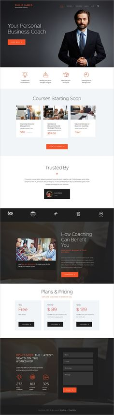 PJ is an awesome responsive #HTML template intended for #life and business #coaches #website who wish to make an impressive internet presentation download now➩  https://themeforest.net/item/pj-life-business-coaching-site-template/18745527?ref=Datasata