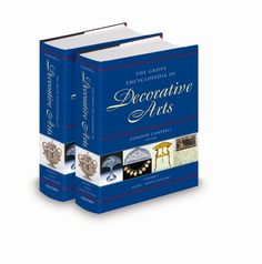 The Grove encyclopedia of decorative arts / edited by Gordon Campbell http://fama.us.es/record=b2713395~S5*spi