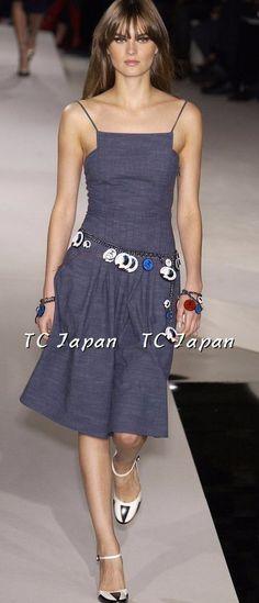 https://tc-jp.com/products/chanel-03s-denim-flared-dress-38-jacket-38     chanel dress denim now on sale