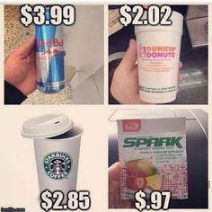 No crash, no jitters, long lasting energy! #spark #advocare What do you have to lose?