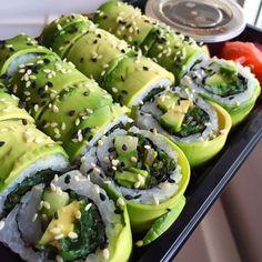 movingisbetter:  anniejaffrey:Hits the spot every time! ❤️ Who else loves veggie…