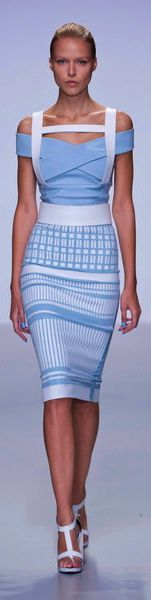 David Koma..I think I like it cause its CAROLINA BLUE:)