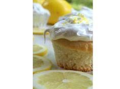 Limoncello Cream Cupcakes
