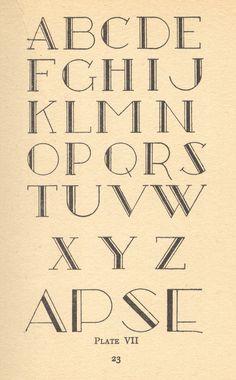 Alphabet...fonts, lettering