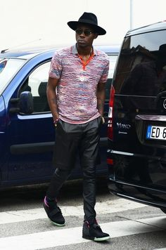 A casual Kanye West inspired outfit featuring the very rare s Nike Air Yeezy 2 sneakers. #streetstyle