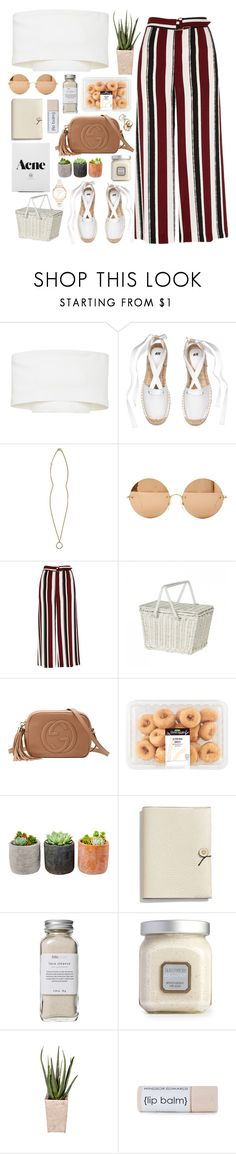"""light in the dark"" by pistachios ❤ liked on Polyvore featuring Rosetta Getty, River Island, Victoria Beckham, Olli Ella, Gucci, Shop Succulents, Coach, Très Pure, Laura Mercier and PLANT"