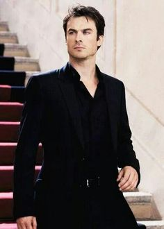 Ian...A man this beautiful must have flaws.  I must know what they are!
