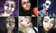 This 16-year-old make-up artist can completely transform her face