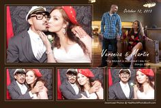 wedding custom photo booth layout design http://www.madmochiphotobooth.com