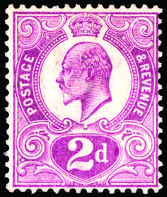 The Tyrien Plum - These stamps are valued at over £100,000. The Tyrian Plum was issued in the reign of Edward VII, but it actually came out the day he died. It was immediately withdrawn, but a tiny handful got into the market. 7 of the world's most valuable stamps - and the stories behind them - Mirror Online