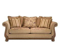 Bailer Chenille Sofa - Favorite so far - $1099 @ Raymour