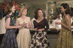 The Astronaut Wives Club just rocketed right into my heart with its amazing 60s wardrobe. (Costume designer Eric Daman).