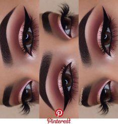 Gorgeous Makeup: Tips and Tricks With Eye Makeup and Eyeshadow – Makeup Design Ideas Makeup Eye Looks, Skin Makeup, Eyeshadow Makeup, Rose Gold Makeup Looks, Rose Gold Eyeshadow, Casual Eye Makeup, Easy Eyeshadow, Eyeshadow Ideas, Gorgeous Makeup