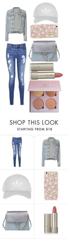 """""""love in paris"""" by arinadizaine on Polyvore featuring мода, Tommy Hilfiger, rag & bone, Topshop, Chloé, Ilia и AvrilLaving"""