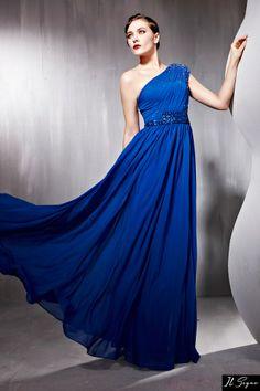 Rochie de seara albastra  http://ilsegno.ro/product-page/rochii-de-seara/rochii-de-seara-empire/rochie-de-seara-se76896/