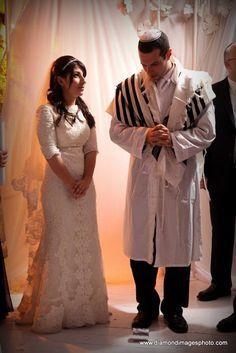 Mariage juif changement de robe