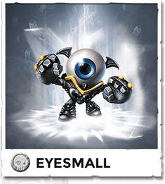 Eyesmall - Skylanders Trap Team Video Game Official Site