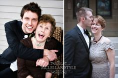 wedding photograph of groom and mother | Groom with mom | ♥ Wedding Photo Ideas ♥
