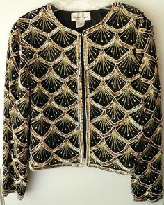 80's Laurence Kazar of New York Pearl and Gold by OHSORARETOPIA, $32.00