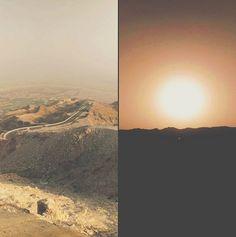Jebel Hafeet in Al 'Ayn, أبوظبي